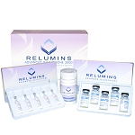 Relumins Advanced Glutathione 3500mg Set- Glutathione and Vitamin C PLUS BOOSTER