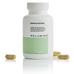NEW! Relumins Immune Defense is an original immune system support formula!