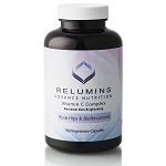 Relumins Advance Nutrition Vitamin C Complex MAX Skin Brightening with Rose Hips & Bioflavinoids