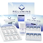BOGO! Relumins Advanced IV Glutathione 2000mg PLUS Booster - Glutathione & Vitamin C with Gluta Boosters