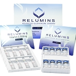 BOGO! Relumins Advanced IV Glutathione 2000mg - Glutathione & Vitamin C - NO BOOSTER