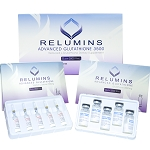 Relumins Advanced IV Glutathione 3500mg Set - Glutathione & Vitamin C NO BOOSTER