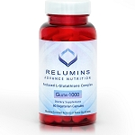 Relumins Advance Nutrition Gluta 1000 Reduced L-Glutathione Complex