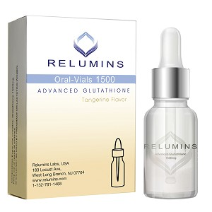 New Advanced Glutathione 1500mg  - Professional Grade Skin Whitening Single Vial  - USA  FDA compliant