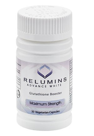 Relumins Advance White Glutathione Booster - Max Strength