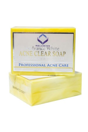 Relumins Advance White Professional Acne Clear Soap with Calamansi & Salicylic Acid