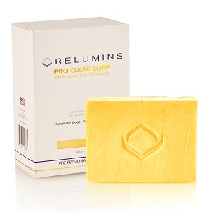 Relumins Advance White Professional Clear Soap with Calamansi & Salicylic Acid